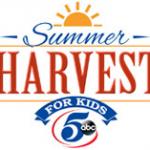 Summer harvest for kids